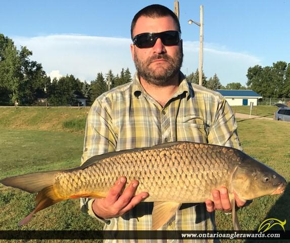 "30"" Carp caught on Trent River"