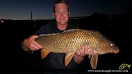 "31.00"" Carp caught on Ganaraska River"