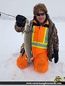 "30"" Northern Pike caught on Bethel Lake"