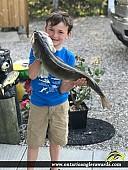"29.5"" Walleye caught on Wabigoon Lake"