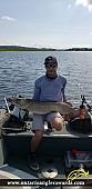"""50"""" Muskie caught on Georgian Bay"""