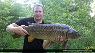 "30.50"" Carp caught on Cobourg Creek"