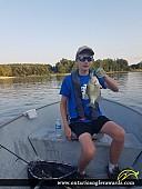 "14"" Black Crappie caught on Conestogo Lake"