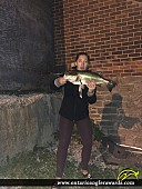 "19.5"" Largemouth Bass caught on Mississippi River"