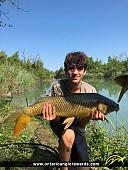 """30.25"""" Carp caught on 10 Mile Creek"""