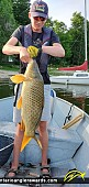 "30"" Carp caught on Conestogo Lake"