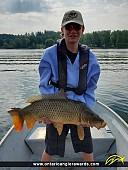 "36"" Carp caught on Conestogo Lake"