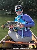 "20"" Smallmouth Bass caught on Conestogo Lake"