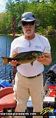 "20"" Smallmouth Bass caught on Georgian Bay"