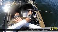 "19.5"" Smallmouth Bass caught on Lake Robinson"